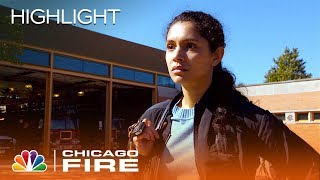 Kidd's Exhaustion Leads to a Car Accident - Chicago Fire