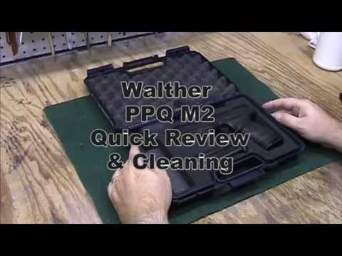 Walther PPQ M2 Quick Review and Cleaning