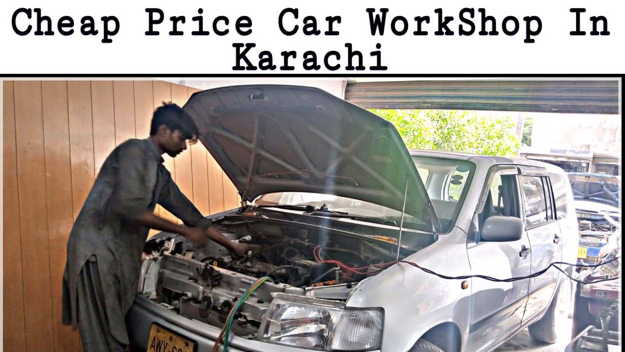 Car Maintenance Tips // Car Maintenance Work Shop in Karachi // kmi // AutoTech