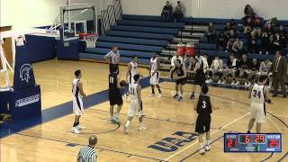 Case Western Reserve University vs. New York University (Men