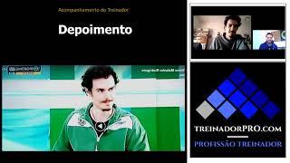 OPINIÃO TELMO RODRIGUES PROFISSÃO TREINADOR