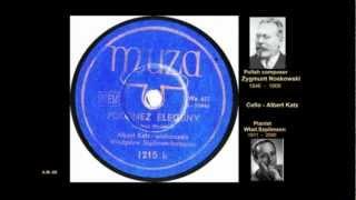 Polonaise elegiac Zyg.Noskowski  CELLO  ent PIANO  VTS_01_1.VOB