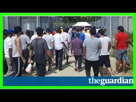 Second cohort of nauru and manus refugees to be resettled in us