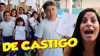 ♫ DE CASTIGO - Paródia DESPACITO / Luis Fonsi ft. Daddy Yankee Video