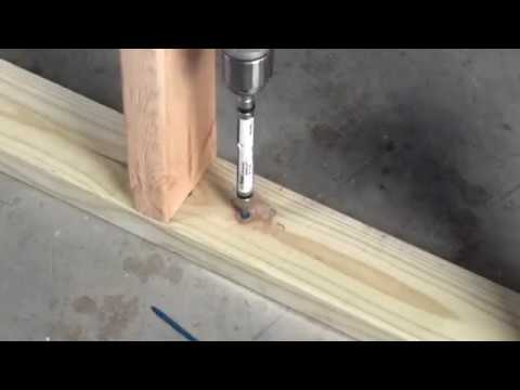 Pro Tip - Faster Concrete Fastening