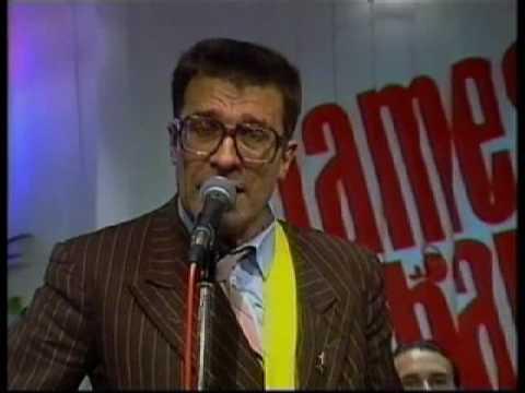 My Name is Ivor Biggun by Ivor Biggun - James Whale Show 1989