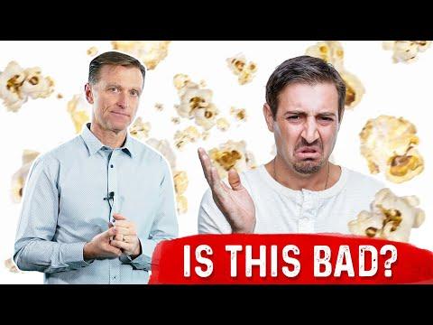 Is Your Urine Smelling Like Burnt Popcorn?
