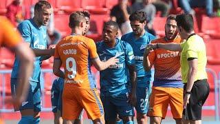 «Зенит» — ЦСКА полный обзор матча