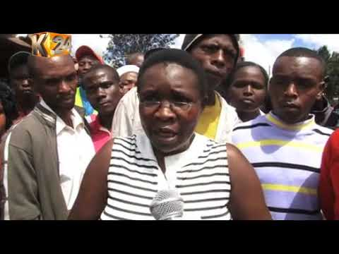 KeNHA demolishes illegal structures build on road reserves in Nairobi
