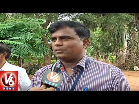 Special Report On Gajwel Haritha Haram Scheme | Third Phase Works | V6 News