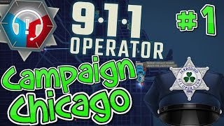 let s play campaign chicago 911 operator game part 1
