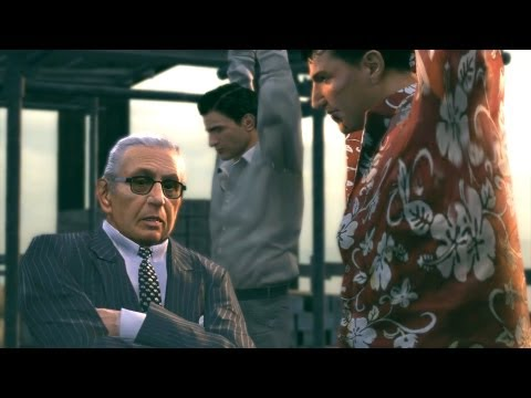 Stairway to Heaven: Vito Kills Derek and Steve and Avenges His Father's Death (Mafia 2)
