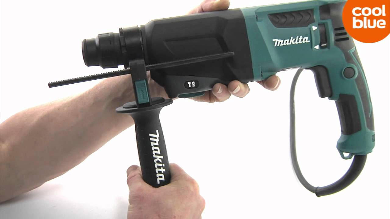 Combi Boorhamer Makita Boorhamer Hr2300 Review En Unboxing Nl Be
