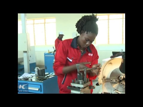 Afrcian youth: to become self-reliant through Africa Technology Challenge