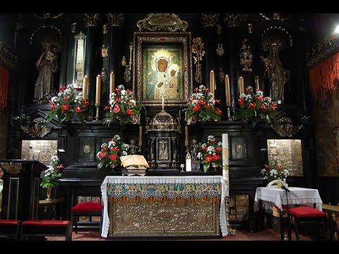 Jasna Góra - miejsce promieniujące macierzyńską opieką Maryi