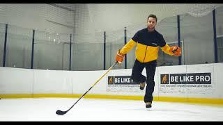Техника катания #1 ( хоккейная посадка и равновесие)