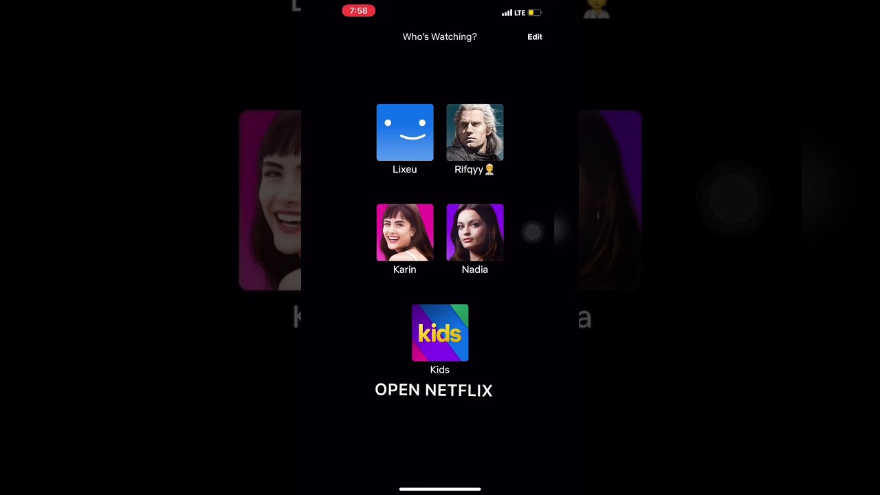 HOW TO SCREENSHOT NETFLIX ON IPHONE/IOS (OUTDATED CHECK NEW VID