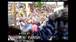 Le fantôme de Petit Pays au Ngondo 2010