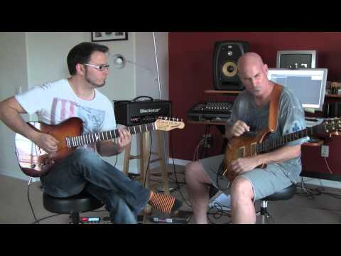 Stuart Bull & Tom Quayle Jam (Las Vegas)