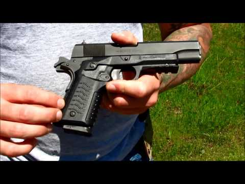 Review: Recover CC3 1911 Grip & Rail System