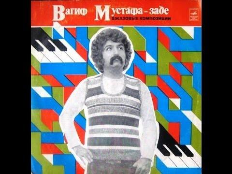 Vagif Mustafa Zadeh - Jazz Compositions (FULL ALBUM, jazz fusion, 1975, Azerbaijan, USSR)