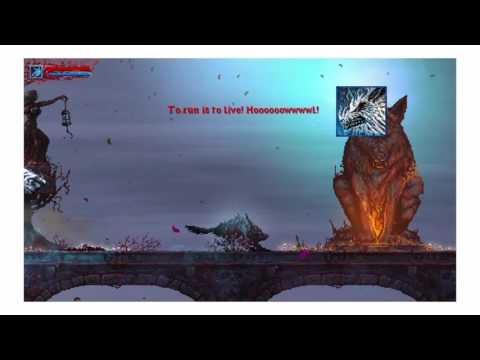 Slain back from hell:PS4 Trophy Four legged friend