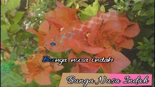 Download Lagu [Midi Karaoke] 🎵 AT Mahmud - Bunga Nusa Indah 🎵 +Lirik Lagu [INSTRUMENTAL] mp3