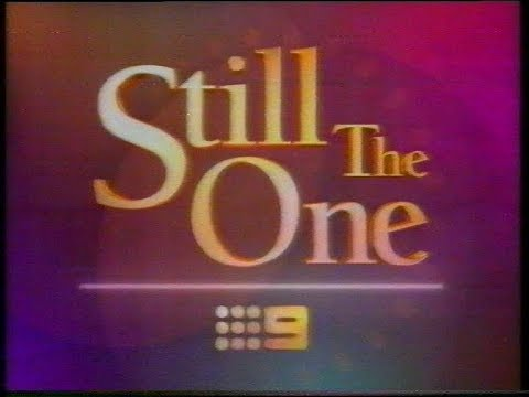 [incomplete] Channel Nine - Still The One Promo (October 1995)