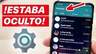 Trucos OCULTOS Y NUEVOS | Ajustes de ANDROID que NO CONOCES!!