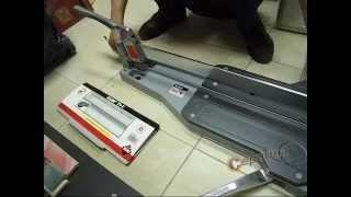 Машина за рязане ръчна Rubi TI-75S