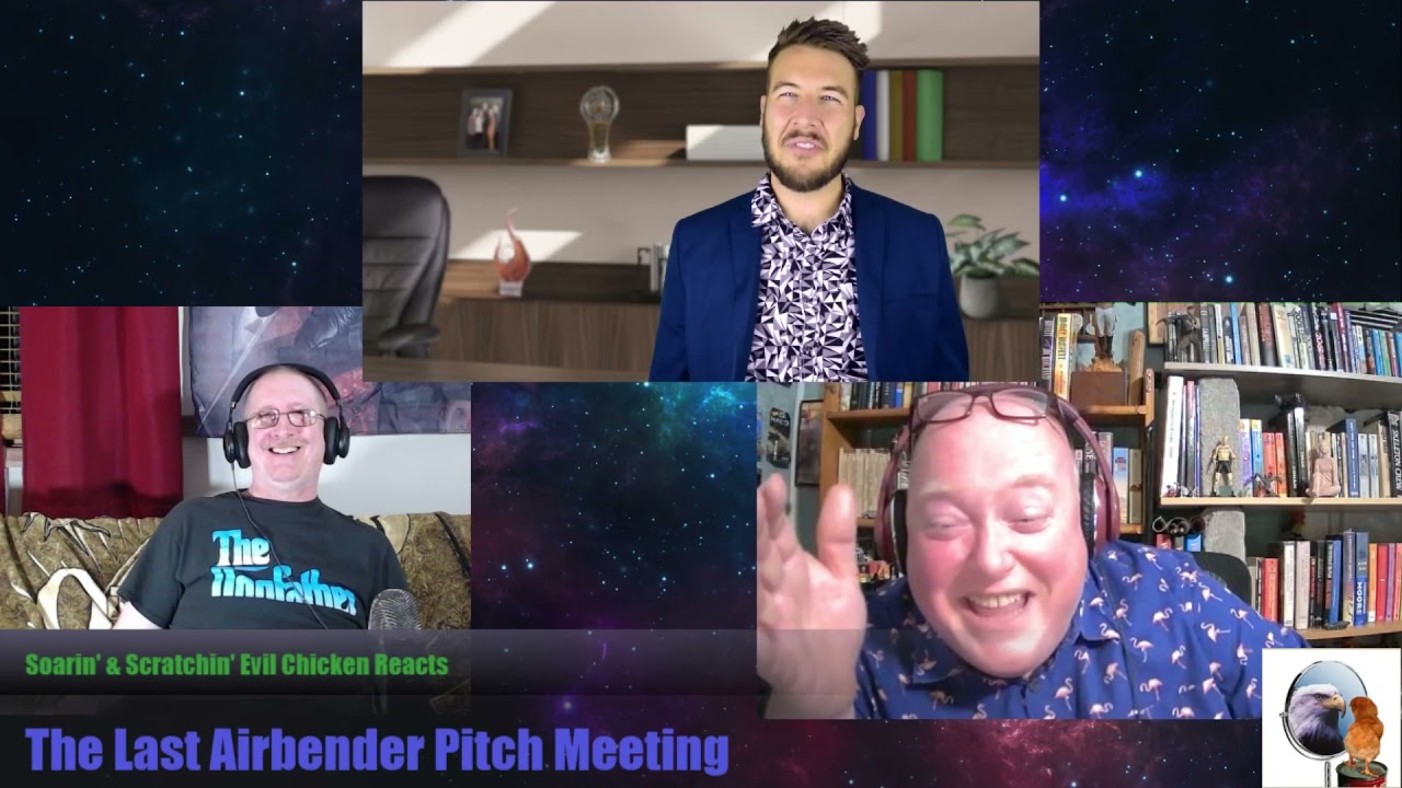 Download Soarin' & Scratchin' React to The Last Airbender Pitch Meeting - Brilliant!!!