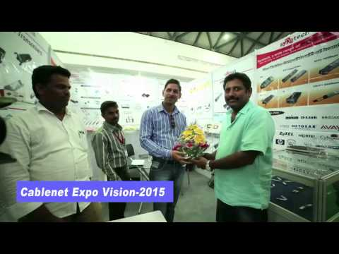 CABLE NET EXPOVISION -2017 HYDERABAD