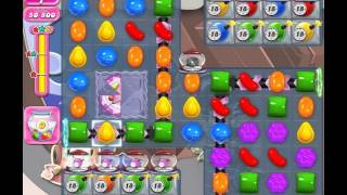 Candy Crush Saga Level 1469 (No booster, 3 Stars)