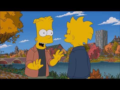 Симпсоны - Взросление Лизы!mp4