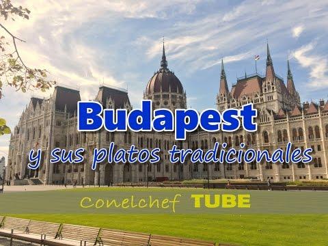 Budapest -  Platos y dulces tradicionales húngaros que debes probar!