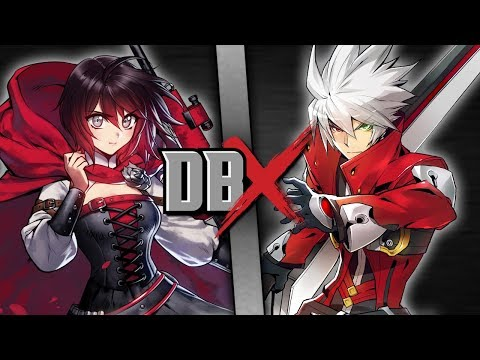 Ruby Rose VS Ragna the Bloodedge | DBX