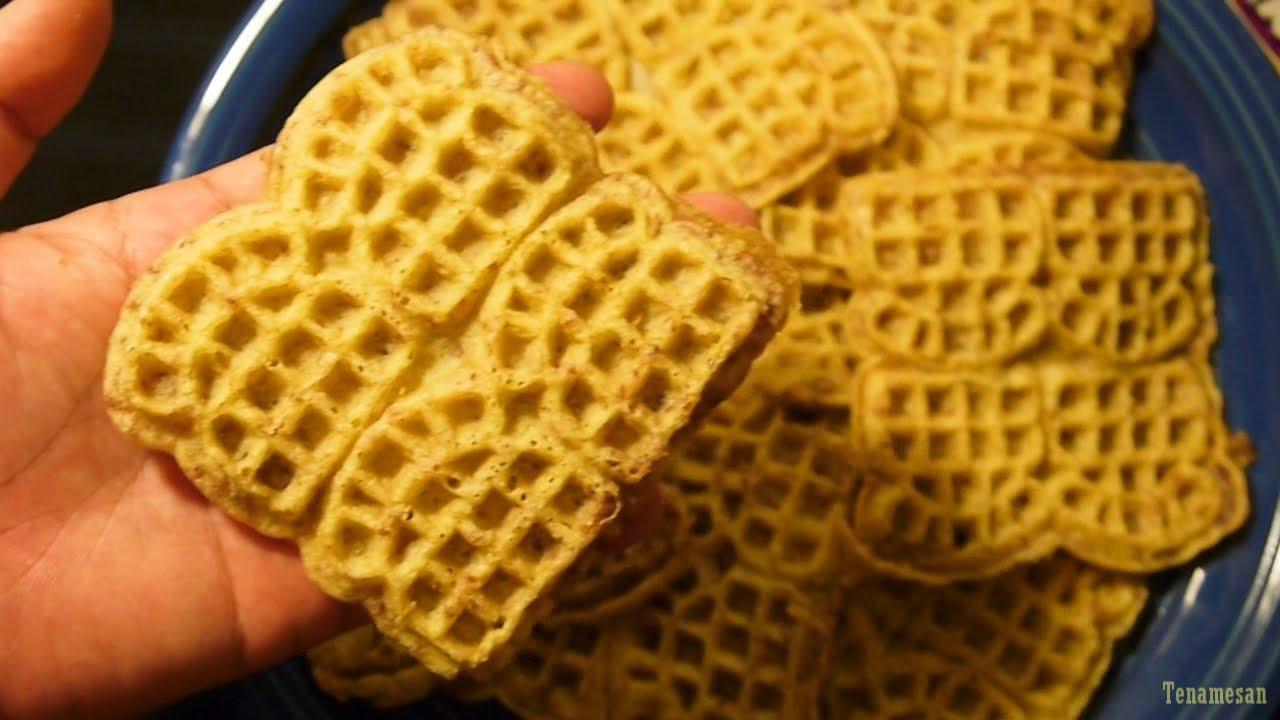 eggo mini cinnamon toast waffles