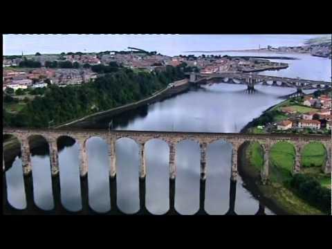 The Northumberland Coast Path DVD
