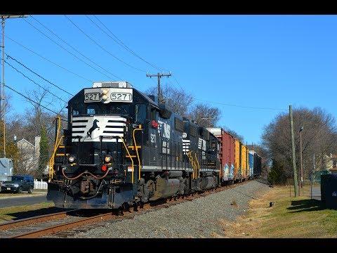 Rail log: February 2017