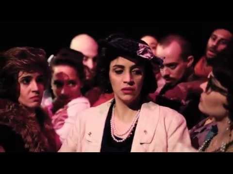 POTRANCA (El Galope de la historia) - Trailer by Clara Campos
