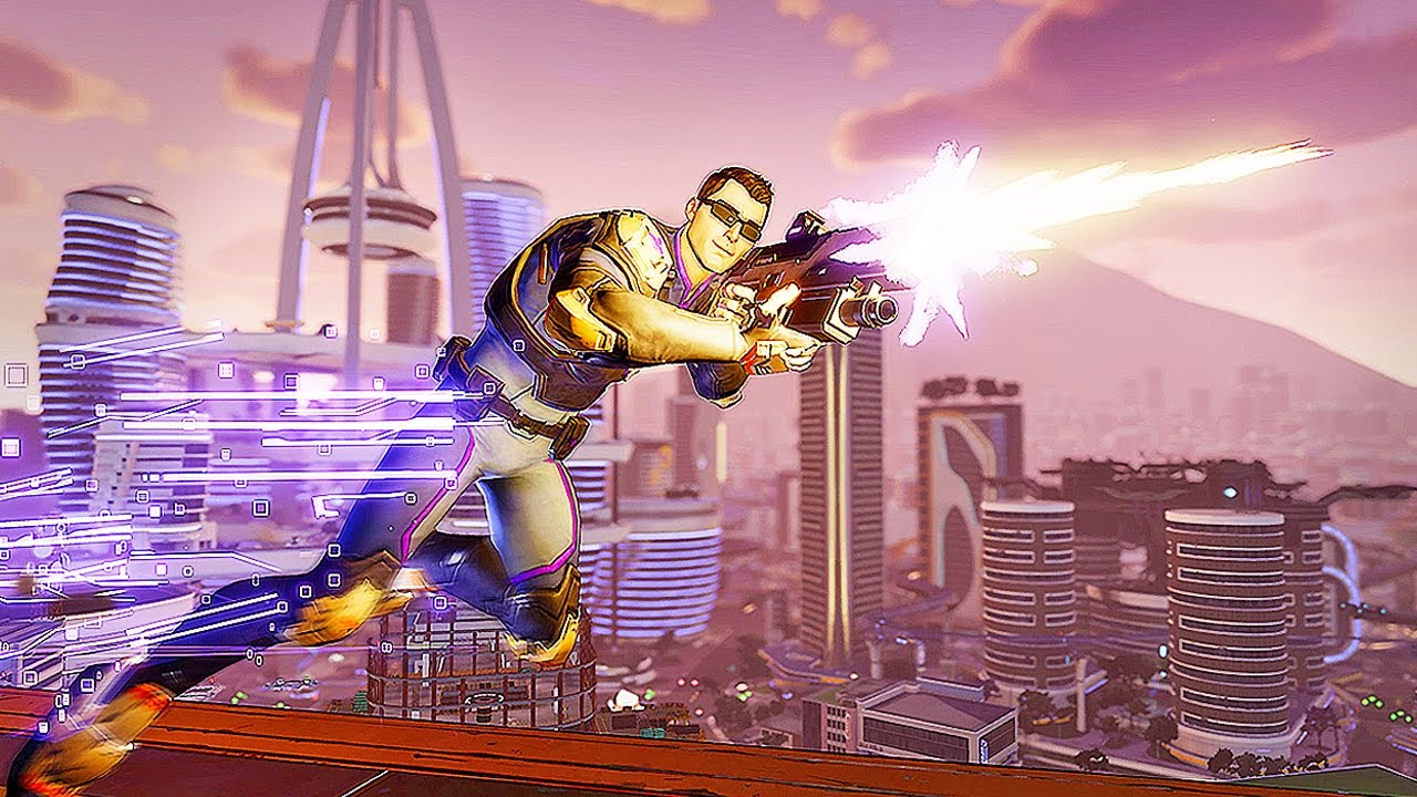 Agents Of Mayhem 12 Minutes Gameplay Demo Trailers New