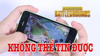 Test game iPhone 5C dưới 1 TRIỆU - THẬT KHÔNG THỂ TIN ĐƯỢC!