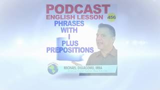 Phrases with I and Prepositions  - English Grammar Practice for TOEIC & LIFE