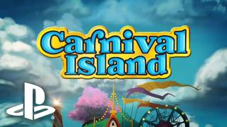 E3 2011: Carnival Island (Live Stream Interview)