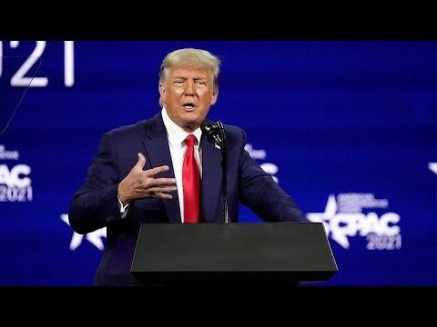 ترامب يردد ادعاءاته بتزوير الانتخابات ويهاجم بايدن في مؤتمر للمحافظين الأمريكيين…  - نشر قبل 3 ساعة