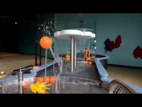 Clay Center Water Tables - Boss Display
