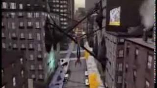 Spider-Man Web of Shadows - PSP