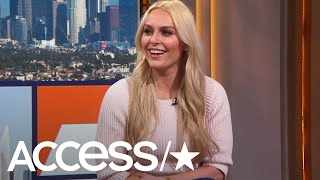 Lindsay Vonn Talks Chris Pratt As A Potential Boyfriend — Could It Work!? | Access