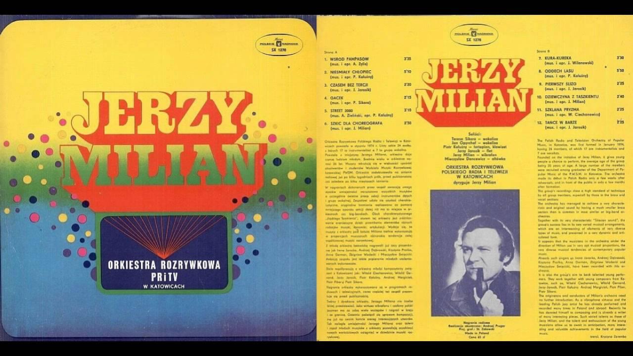 Jerzy Milian - Szkic Dla Choreografa - YouTube