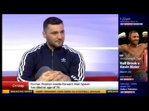 Nathan Cleverly Wants Braehmer World Title Fight